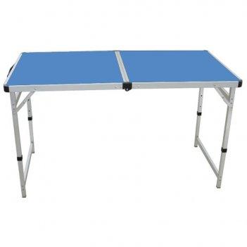 Tc-013 складной стол camping world funny table blue