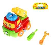 Конструктор детский машина