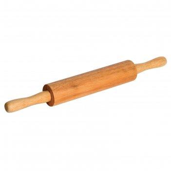 Скалка двуручная 50х4,3 см bosco