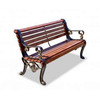 Скамейка садово-парковая «гефест» 1,5 м