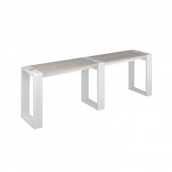 Модульный маникюрный стол, matrix двухместный