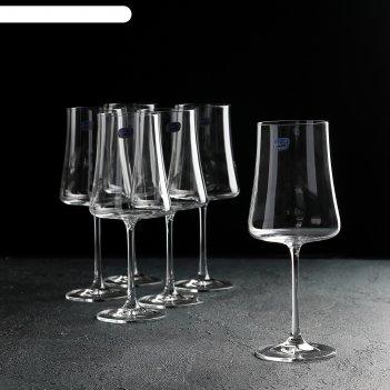 Набор бокалов для вина 6 шт 560 мл экстра