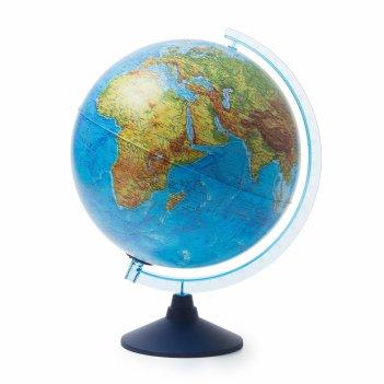 Глобус globen ве013200264 физико-политический (батарейки) 320 классик евро