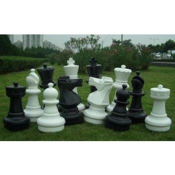 Антивандальные уличные шахматы 63см