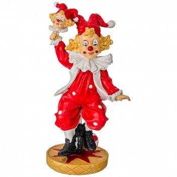 Фигурка клоун 11*8,5*21,5 см. (кор=18шт.)