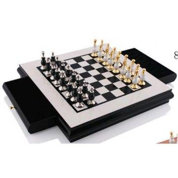 """Игра настольная moretto """"шахматы"""" 41*41*7см"""
