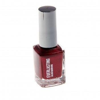 Гелевый лак для ногтей divage, nail polish everlasting g, цвет № 19
