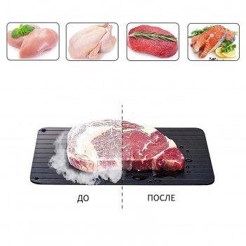 Противень для разморозки продуктов, 29,5x20,5 см