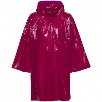 Дождевик-плащ cloudtime, цвет бордо