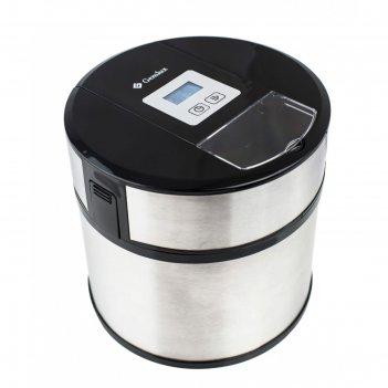 Фризер мороженого gemlux gl-icm1512, 1.5 л, таймер