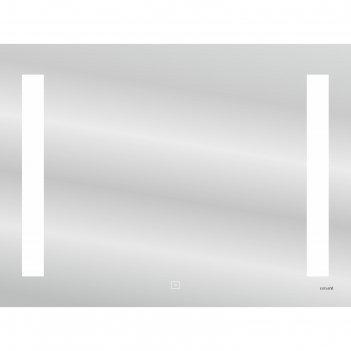 Зеркало cersanit led 020 base 80x60 см, с подсветкой
