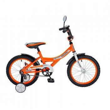 Kg1208 2-х колесный велосипед ba wily rocket 12; 1s (оранжевый)