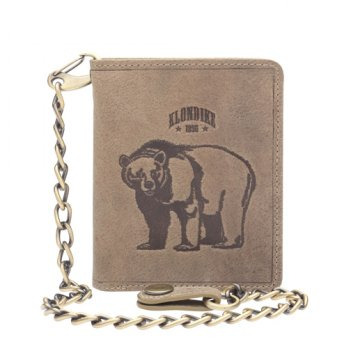 Бумажник «wayne bear» klondike 1896 kd1019-02