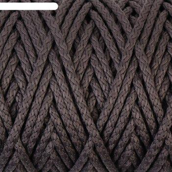 Шнур для вязания с сердечником 100% полиэфир, ширина 5 мм 100м/550гр (142