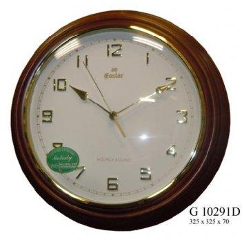 Настенные часы gastar g10291d (дерево)