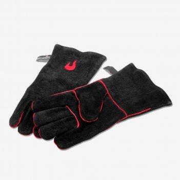 Перчатки char-broil кожаные для сада