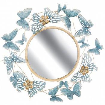 Зеркало настенное коллекция цветочная симфония 72,4*74,9*3,8 см (кор=2шт.)