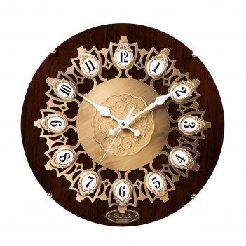 Часы настенные sinix 33x33см плавный ход