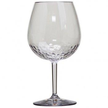 Бокал для красного вина 660мл diligence4us чеканка