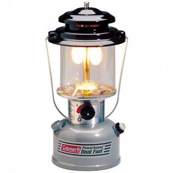Coleman бензиновая лампа dual fuel 140вт