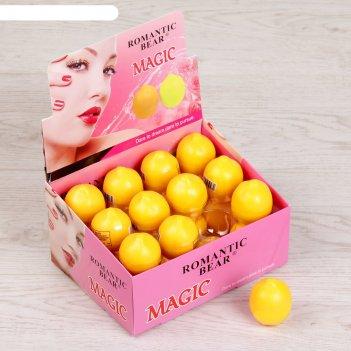 Бальзам для губ лимон, 12 гр