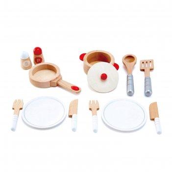 Игровой набор посуды,13 предметов