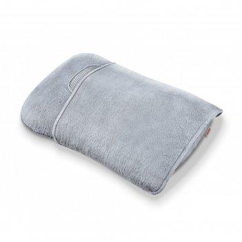 Массажная подушка beurer mg145, 12 вт, 4 вращающихся головки, нагрев, подс