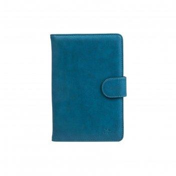 Чехол rivacase (3012), для планшетов 7, цвет аквамарин