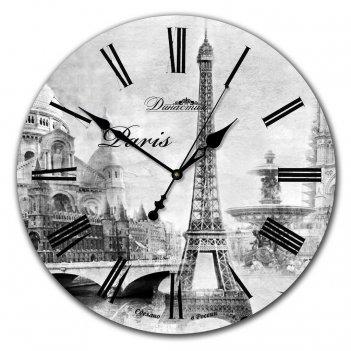 Настенные часы  династия 02-010 париж 2