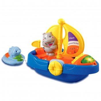 Игрушка для ванны спасательный катер