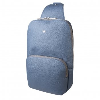Рюкзак, цвет темно-голубой, 817/81
