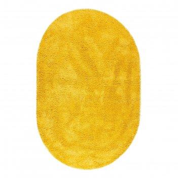 Ковер овальный shaggy viva 30 0.7x1.4 м 1039 2 36200 frise