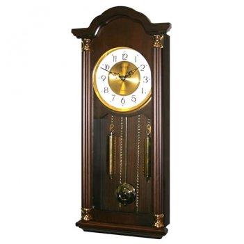 Настенные часы с боем и мелодией sinix-2081 cma