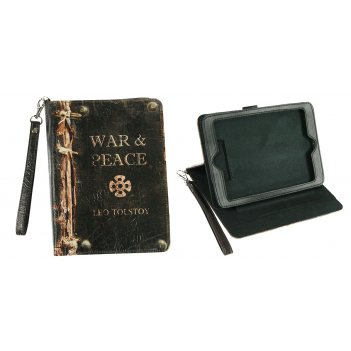 Чехол война и мир для планшета ipad mini 21*16*7см