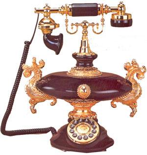 Ретро-телефон playbox (320х230х360 мм) pb-0017