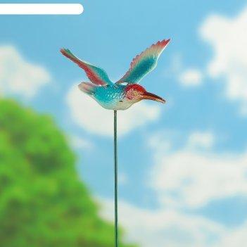 Декоративный штекер колибри микс