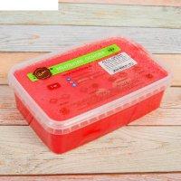 Мыльная основа activ swirl для свирлов, цвет классический красный, 1 кг