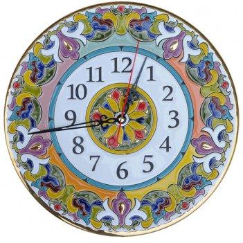 Настенные керамические часы русарт ч-3002