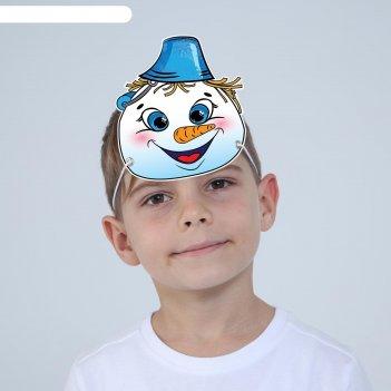 маски детские