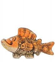 Kk-117 фигурка рыба теплые моря шамот
