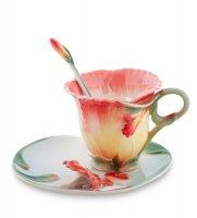 Fm-01/19 чайная пара дикая роза (pavone)