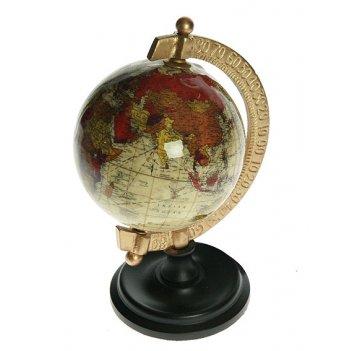 Глобус настольный d=10см, 13*10*9см