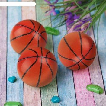 Мяч из мягкого пластика баскетбол