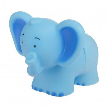 Игрушка-пазл для ванны «слоник»