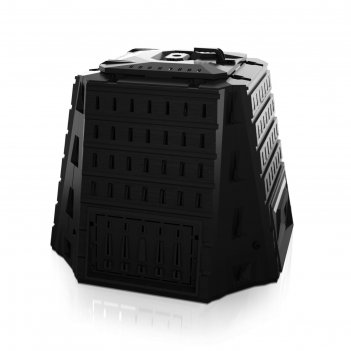 Компостер biocompo, 500 л, чёрный