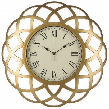 Часы настенные кварцевые italian style 50,8*50,8*4,5 см. диаметр циферблат