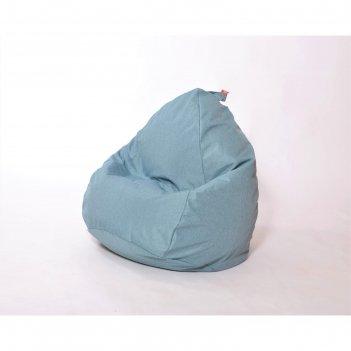 Кресло-мешок «юниор», диаметр 75 см, высота 150 см, цвет мятный