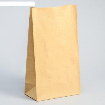 Пакет подарочный без ручек с декором для тебя , me to you