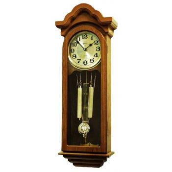 Настенные часы с боем sinix 050oak
