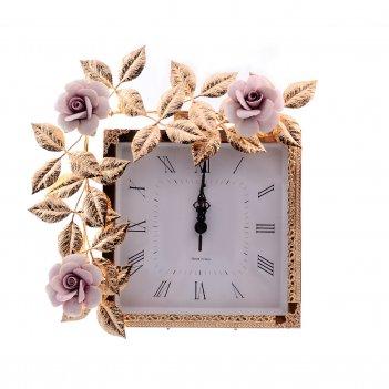 Часы square 20/20 medium rosaperla